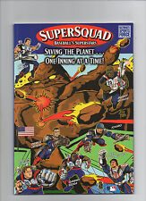 Supersquad #1 - Baseball's Superstars - (Grade 9.0) 2002