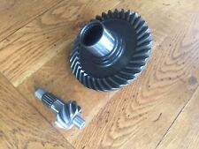 Honda Trx300 Big Red Rear Diff Differential Pinion Gear And Crown Wheel Trx 300