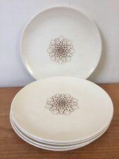"""Set 5 Vtg Royal Doulton England Desert Star Atomic Era Dessert Bread Plates 6.5"""""""