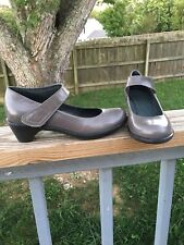"DANSKO Brooke - Brown - Mary Jane Pumps - 2.75"" Heels - 38 US (7.5/8) - Clog"