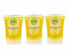 Dettol no touch Refill Hydrate Refresh Citrus 250ml Brand New x 3