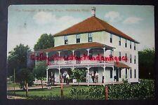 THE FERNWOOD, Pyne, Michillinda, Whitehall, Michigan vintage postcard 1910