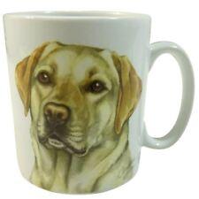 emballé Labrador jaune chien toutou fabriqué en Royaume-Uni cadeau NEUF