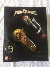 Power Rangers Zeo Zeo Zeonizer Legacy Collection 2018 Bandai New in Box