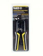 *Klein Tools Vdv226-011-Sen Ratcheting Modular Crimper/Stripper ~