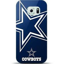 Dallas Cowboys  Galaxy Iphone S6 Samsung Oversized Snap Back  Silicone