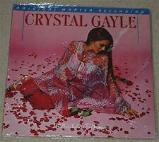 MFSL LP Crystal Gayle - We Must Believe In Magic