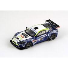SPARK Aston Martin DBR9 T. LMP #009 GT Tour 2011 Paillard - Santamato SF027 1/43