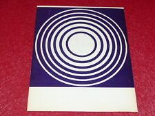 [Bibl. R-JEAN MOULIN ART XXe] CATALOGUE PdM LJUBINKA JOVANOVIC MIHAILOVIC 1965