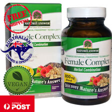 Nature's Answer, Female Complex, Herbal Combination, 800 mg, 90 Vegan Capsules