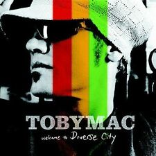 Toby Mac Welcome to Diverse City  (CD-2004, Forefront sealed) DC Talk Atmosphere