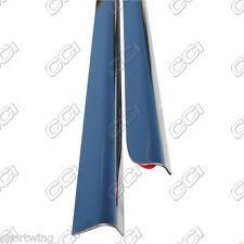 FOR NISSAN TITAN  CREW CAB Stanless Steel Window WT-520 Sill Trim 2004-2015