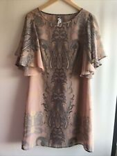 NEXT Ladies Sheer Top Tunic Dress Beach Summer Size UK 10