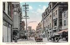 Salem Massachusetts Empire Theatre Essex Street Antique Postcard J60111