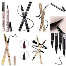 Pro Black Waterproof Eyeliner Liquid Eye Liner Pen Pencil Makeup Beauty Cosmetic