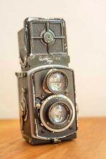 !!! RARE !!! Rolleiflex K1 4x4 Tessar 6cm f/2.8 [Planar, 6x6]