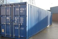 40ft NEW / FIRST TRIP  Shipping container . From Southampton & Midlands