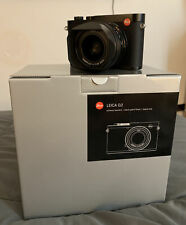 Leica Q2 Digital Camera With Extra Battery - 19050 - Black - Mint