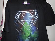 Superman T-Shirt***Black***Size 2XL**New w/ Tag**