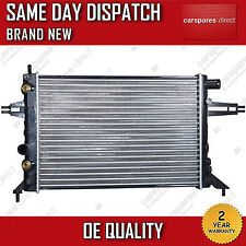 VAUXHALL ASTRA G / ZAFIRA A 1998>2005 AUTOMATIC/MANUAL RADIATOR W/OUT AC *NEW*