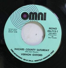 Country 45 Vernon Oxford - Hazard County Saturday / What Color Is The Wind On Om