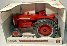 "1995  Ertl  ""International 650 Diesel Farm Tractor'  Die-Cast   1/16 Scale MIB"