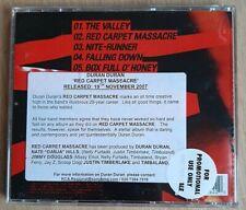 Duran Duran - Red Carpet Massacre (2007) RARE PROMO COPY CD Album
