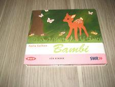 (X2) CD Felix Dalten Bambi DAV