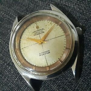 Universal Geneve Polerouter 20360-4 Cal. 215 Patented Rights.