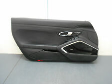 2014 13 14 15 16 Porsche Cayman Boxster 981 Left Driver Door Panel #0182