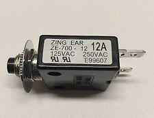 ZE-700-12A Zing Ear Thermal Circuit Breaker