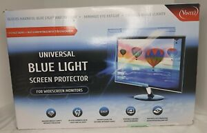 EYES PC Blue Light Blocking Screen Protector Panel for 23 and 24 inch Diagonal W