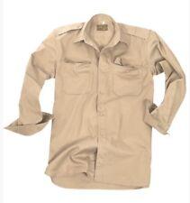 US CAMISA DE CAMPO Ejército Camiseta tropical Caqui Manga Larga XXXL / XXXLarge