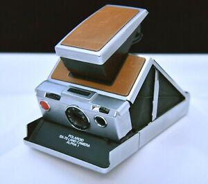 Polaroid SX-70 Land Camera Alpha 1 (Tested, Working)
