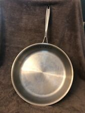 "Calphalon Stainless Steel 12"" Skillet / Saute / Fry Pan # 1392"