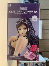 Banpresto Glitter Glamours Dressrosa Style Nico Roibin 9 inch