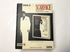 Scarface: 3-D Movie Poster Sculpture Code 3 Limited Edition Collectibles