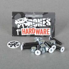 "Bones Wheels Hardware Skateboard Truck Bolts - 1"" Phillips"