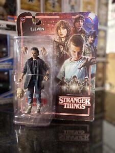 Netflix Stranger Things McFarlane Toys Punk Eleven 11 Figure