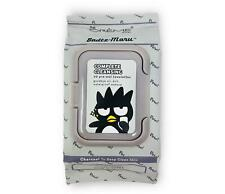 The Crème Shop: Sanrio Badtz-Maru 20 Pre-Wet Towelettes  Make Up Cleansing Wipes
