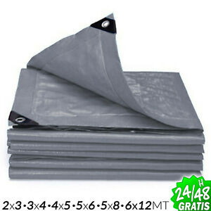 Awning Canvas Cover Protector Polyethylene Waterproof Reinforced Original DIY