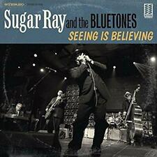 Sugar Ray And The Bluetones - Seeing Is Believing (NEW CD)