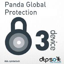 Panda Global Protection / Dome Complete 3 PC 2019 VOLLVERSION 3 Geräte 2018 DE
