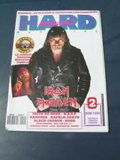 Hard Force 1992 2 IRON MAIDEN RAMONES BLACK CROWES GUNS ROSES FAITH NO MORE KISS