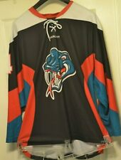 Capital City Vipers Youth Minor League Hockey Bauer Jersey Harris #4 M