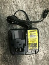 New Dewalt DCB107 12V & 20V Max Li-ion Battery Charger replaces DCB113 & DCB112