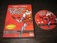 Il Capitan Thunder (Il Barca Della Morte - Il Attack De Los Elefanti) DVD