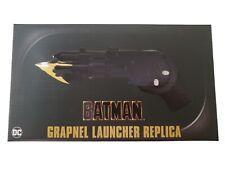 Batman 1989 Grapnel Launcher Prop Replica Shooting Gadget by NECA NIB - In Stock