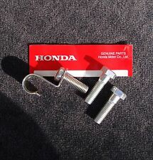 HONDA CT70 / Z50 CYLINDER/HEAD HEX BOLTS WITH IGNITION CLIP ***OEM HONDA***