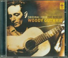 Woody Guthrie - Original Folk The Best Of 2X Cd Perfetto